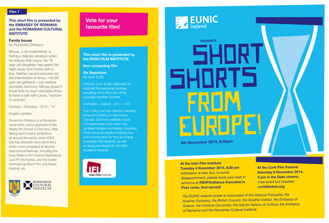 Programme-Shorts-from-Europe-1
