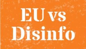 EU v disinfo