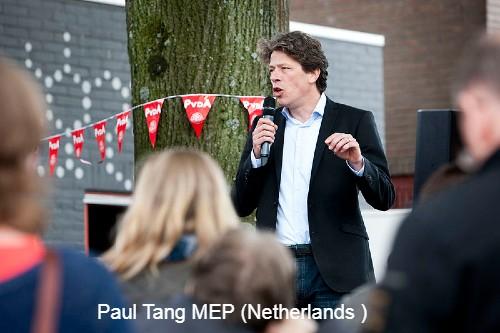 Paul Tang Dutch MEP web 1